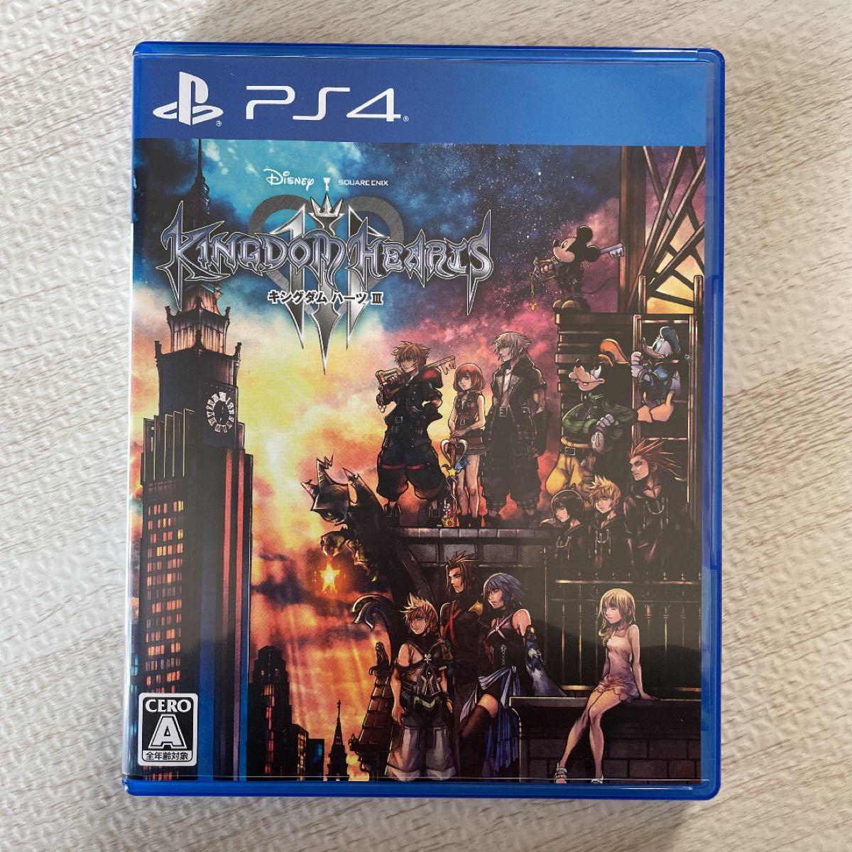 PS4 キングダム ハーツIII