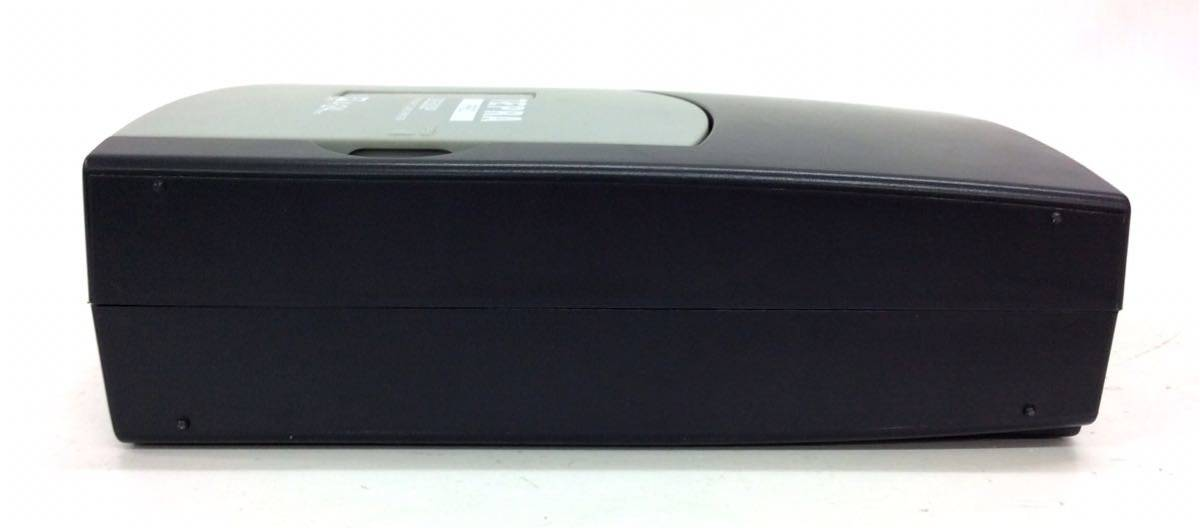 ジャンク品 キングジム PCラベルプリンター FC0622 テプラプロ SR3500P PC接続専用 KING JIM ブラック_画像3