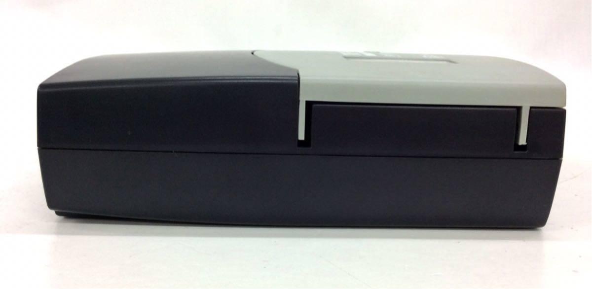 ジャンク品 キングジム PCラベルプリンター FC0622 テプラプロ SR3500P PC接続専用 KING JIM ブラック_画像5