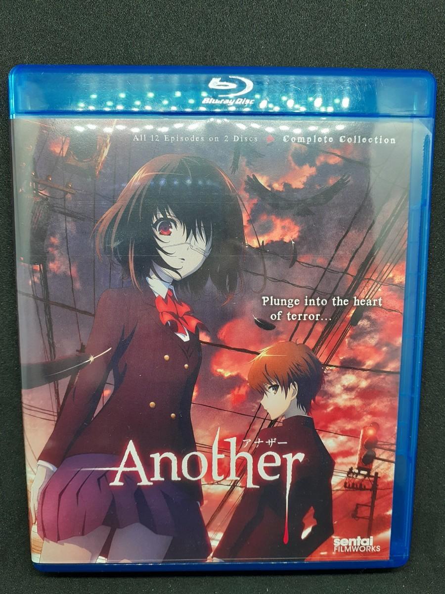 【北米版】Another Blu-ray
