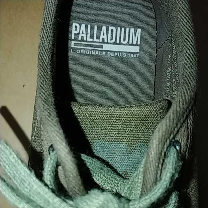 palladium パラディウム キャンバススニーカー size us9 27cm_画像6