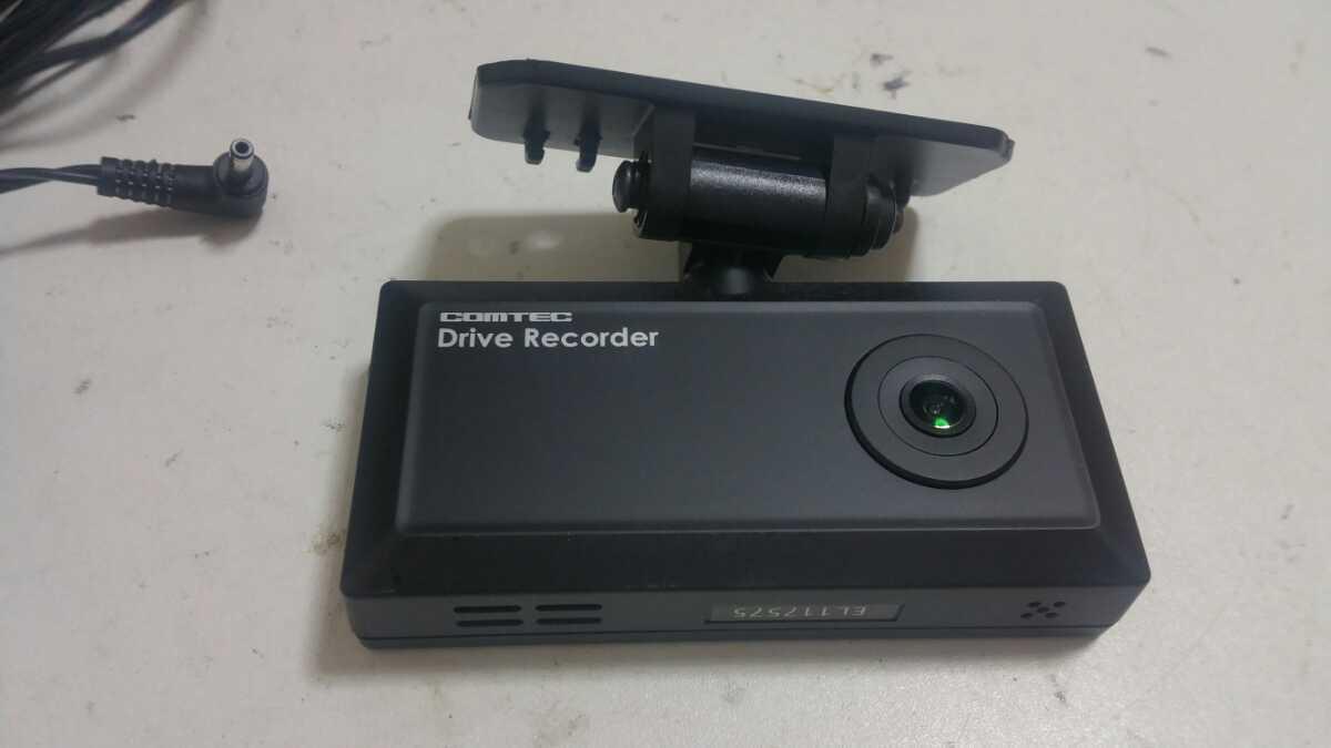 コムテック HDR-101 ドライブレコーダー _画像3