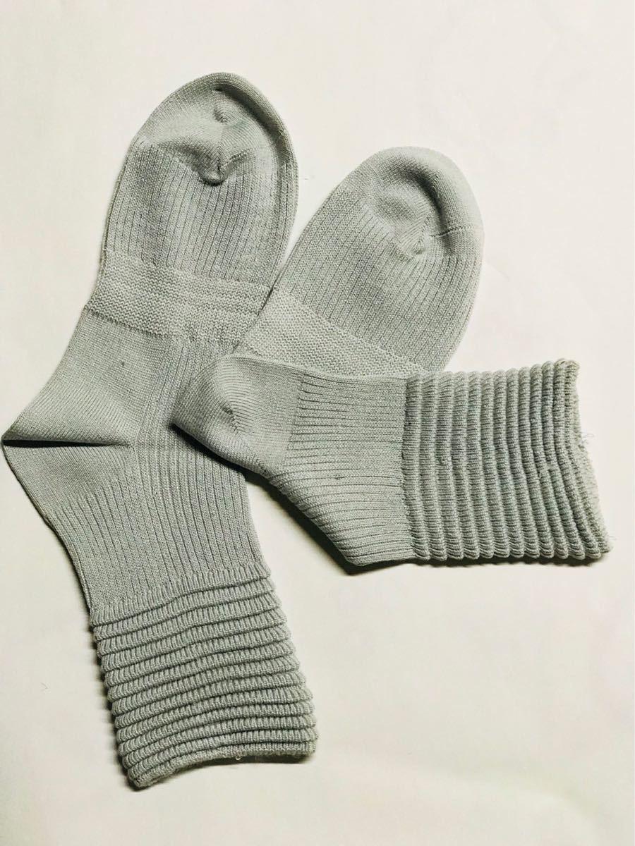 シルクソックス 婦人先丸 絹靴下(無地)5足セット