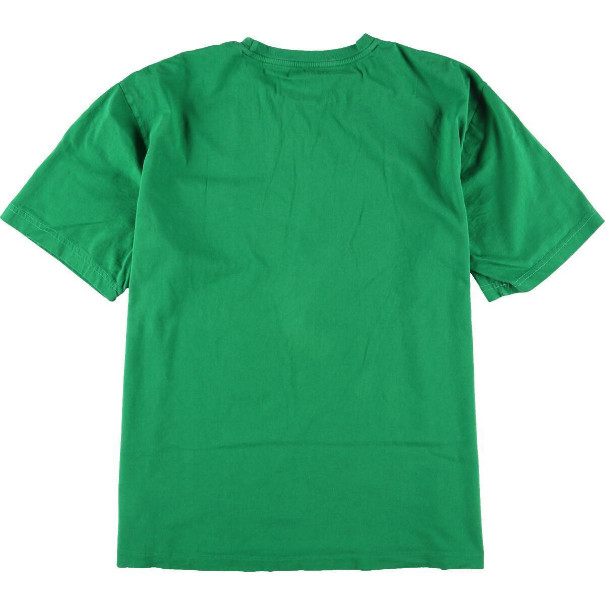 ラルフローレン Ralph Lauren POLO by Ralph Lauren ワンポイントロゴポケットTシャツ メンズXL /eaa155206_画像2