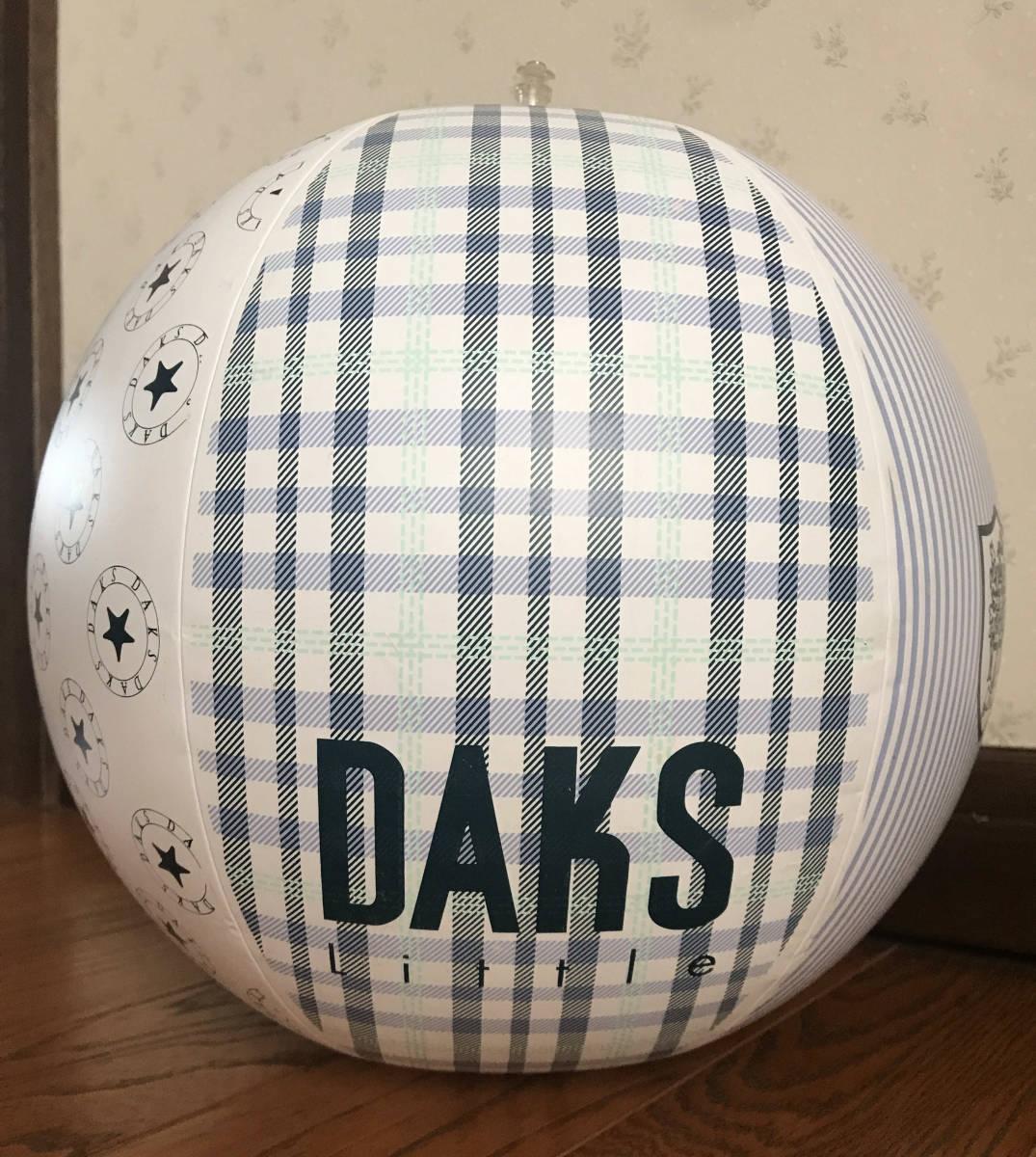 DAKS Little ビーチボール (BURBERRY(バーバリー)、Boden(ボーデン)、Amaia Kids(アマイアキッズ)の流れにある子供服ブランド)