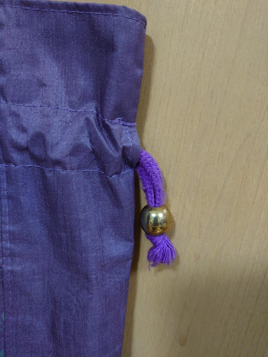 トートバッグ サブバック エコバッグ  巾着型 ポケットファスナーあり