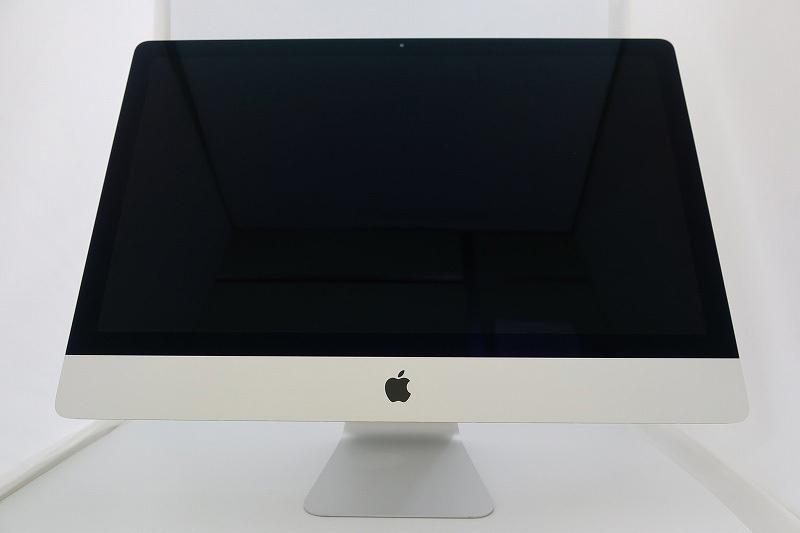 Apple iMac Retina 5K/MK462J/A/Core i5 3.2GHz/1TB/メモリ8GB/27インチ/Mac OS(10.11)/【可】_画像2