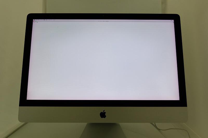Apple iMac Retina 5K/MK462J/A/Core i5 3.2GHz/1TB/メモリ8GB/27インチ/Mac OS(10.11)/【可】_画像5