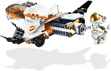 レゴ(LEGO) シティ 人口衛星を追うジェット機 60224 ブロック おもちゃ 男の子_画像3