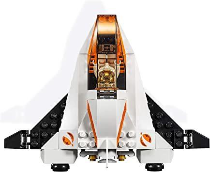 レゴ(LEGO) シティ 人口衛星を追うジェット機 60224 ブロック おもちゃ 男の子_画像4