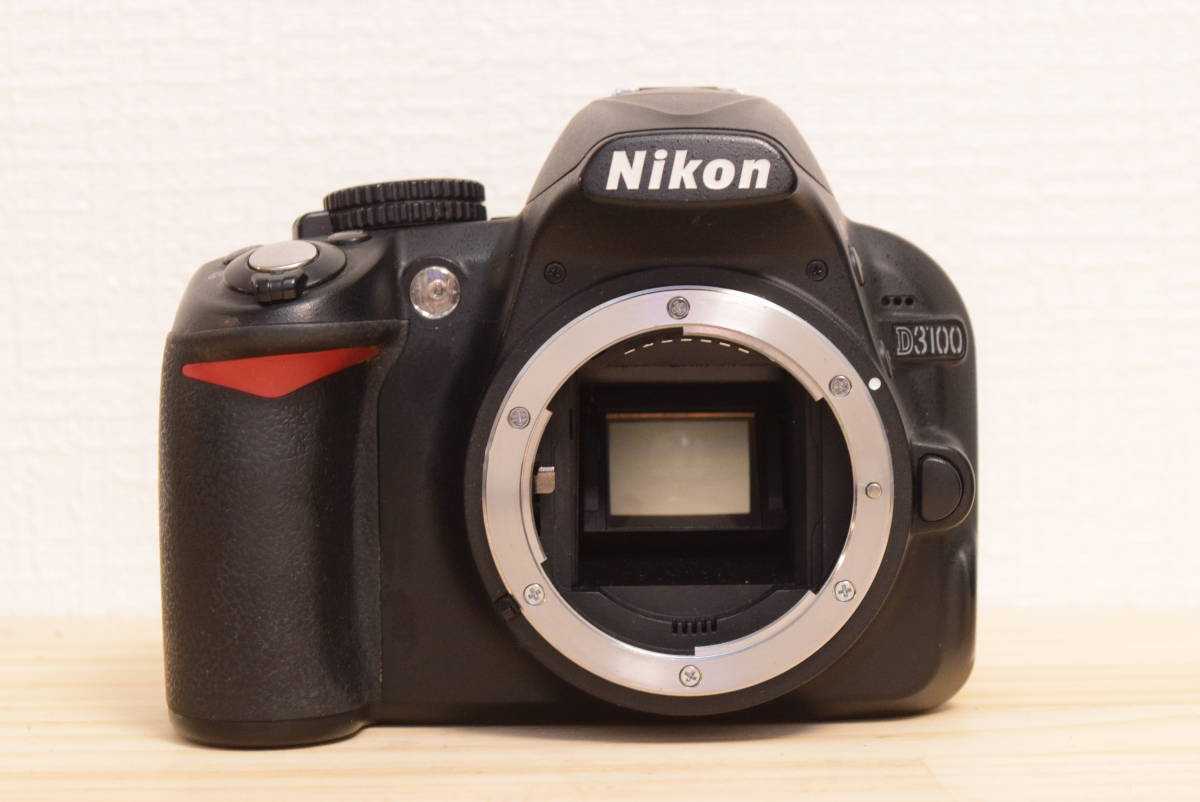 D10◆美品◆ ニコン Nikon D3100 ボディ 【ショット数27043回!】/3082C_画像7
