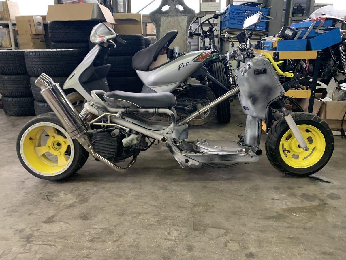 「オーダー製作致します 250cc ~ カスタム 修理 チョッパー ボバー カフェ ストリート系.エスト.TW.FTR.グラトラ.sr.カブ」の画像1