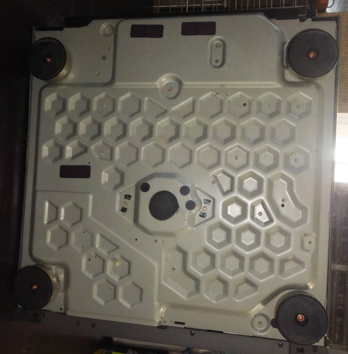 パイオニア PIONEER レーザーディスク プレーヤーデッキ LD-V2020 ジャンク_画像6