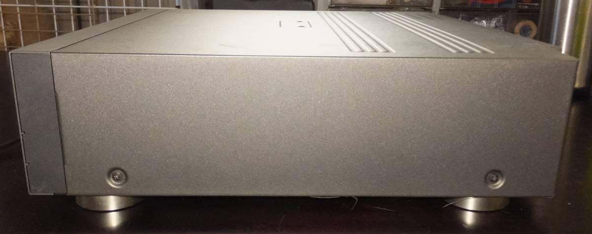 パイオニア PIONEER レーザーディスク プレーヤーデッキ LD-V2020 ジャンク_画像3