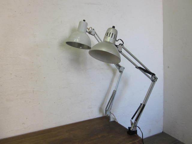 ユT640◆2台セット◆シンプルなデザインのZライト◆工業系照明電気カフェ店舗什器インダストリアルS笹4_画像8