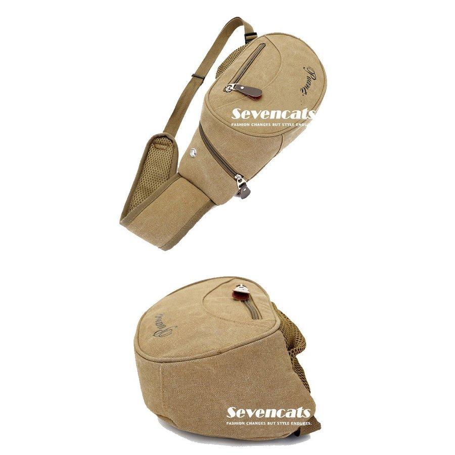 ボディバッグ メンズ バッグ 斜めがけ鞄 ショルダーバッグ ボディバッグ メンズ バッグ 斜めがけ鞄 ショルダーバッグ 帆布 キャンバスバッ