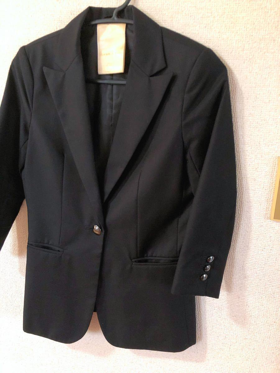 黒 テーラードジャケット Sサイズ