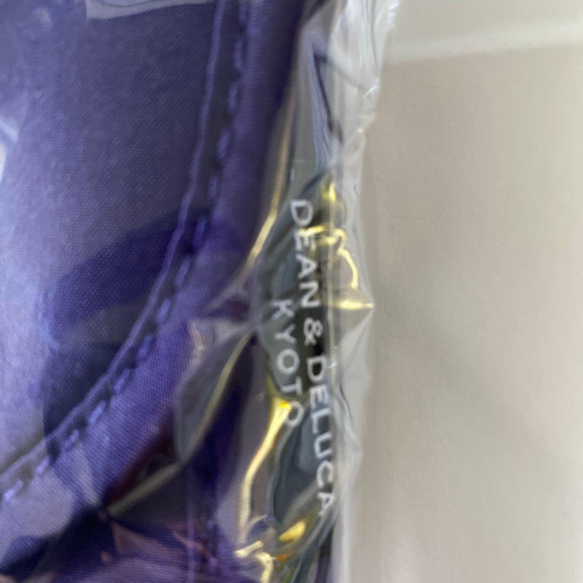 正規品  DEAN&DELUCA エコバッグ ディーン&デルーカ 京都 限定カラー ショッピングバッグ ブラック 2点セット