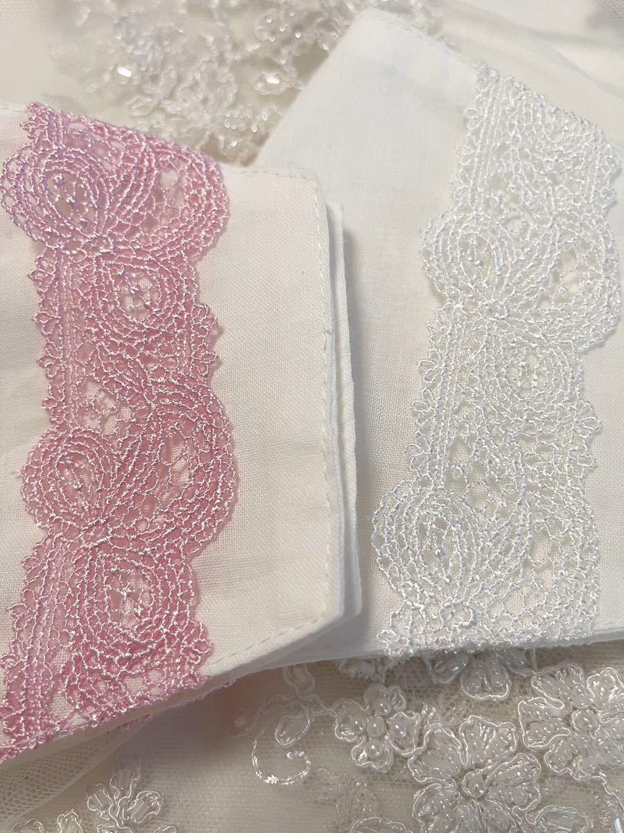 立体インナーハンドメイド不織布専用カバー 2枚
