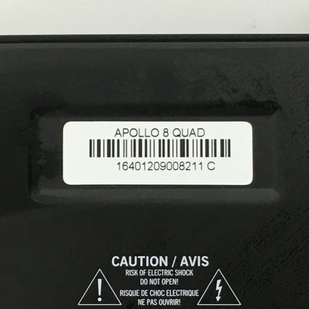 UNIVERSAL AUDIO Apollo 8 Quad オーディオ インターフェイス 中古 Y5568003_画像10