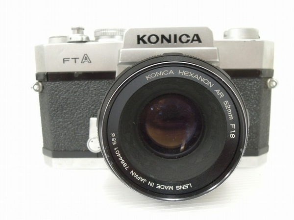 KONICA CANON フィルム カメラ おまとめ 3点 セット ジャンク O5613624_画像8