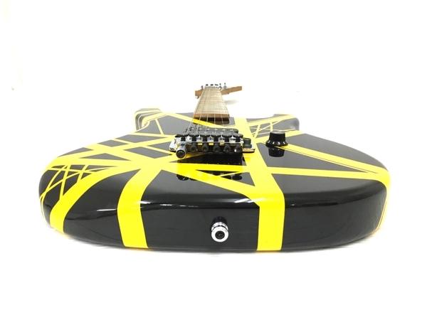 良好 kramer usa bumblebee Black Yellow Stripe ハードケース付 エレキギター 弦楽器 中古 O5566231_画像9