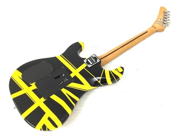 良好 kramer usa bumblebee Black Yellow Stripe ハードケース付 エレキギター 弦楽器 中古 O5566231_画像10