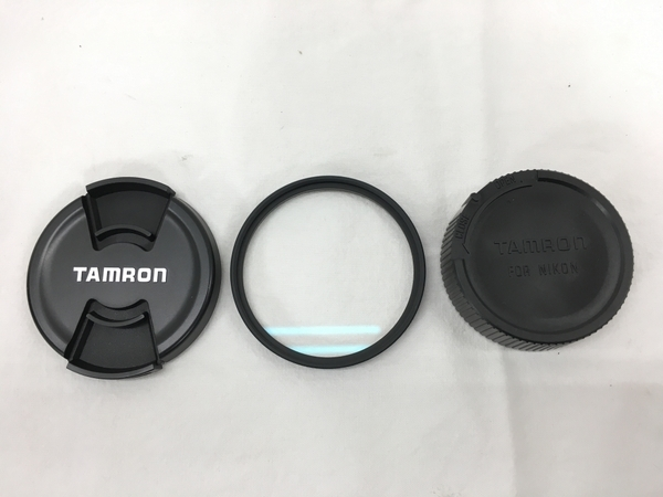 TAMRON SP 70-300mm f4-5.6 Di VC USD 望遠 ズームレンズ Nikon用 良好 中古 W5578143_画像7