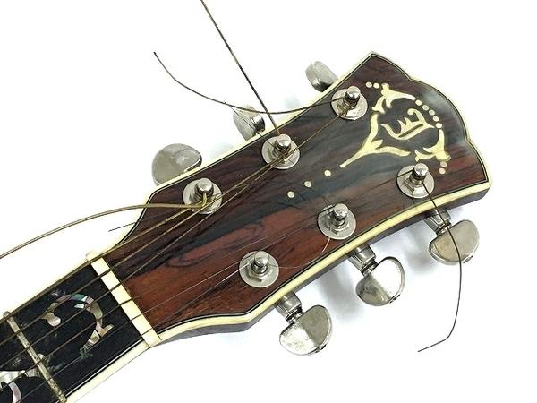 Jagard JM-1200 寺田楽器 ジャガード アコースティックギター 中古 T5583814_画像8