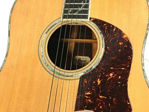 Jagard JM-1200 寺田楽器 ジャガード アコースティックギター 中古 T5583814_画像3