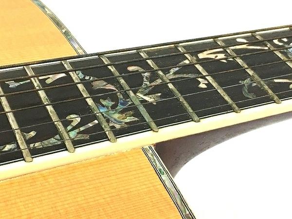 Jagard JM-1200 寺田楽器 ジャガード アコースティックギター 中古 T5583814_画像10