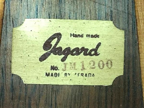 Jagard JM-1200 寺田楽器 ジャガード アコースティックギター 中古 T5583814_画像6