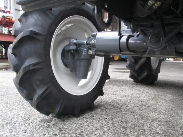 佐賀県 神埼市 クボタ トラクター SL55LH 4WD 55H 自動水平 パワステ バックアップ 自動耕深 倍速ターン 直 F5392663_画像6