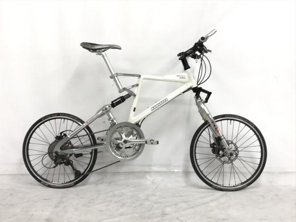 訳あり KUWAHARA Gaap Lite 2000年代 ミニベロ 折りたたみ 自転車 中古 楽直 Y5584633
