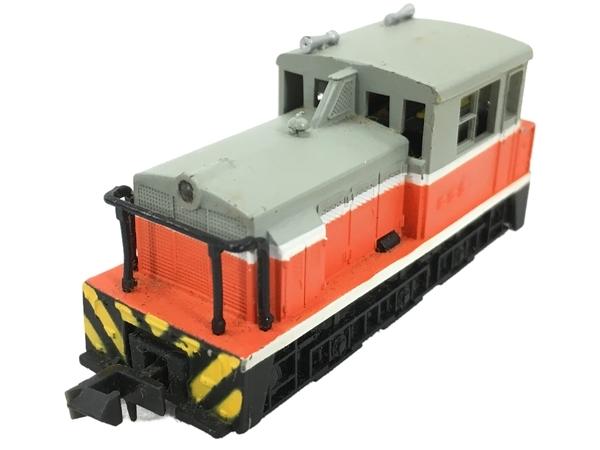 TOMIX 2202 Cタイプ入換用 ディーゼル機関車 動力車 鉄道模型 Nゲージ トミックス 中古 W5591163