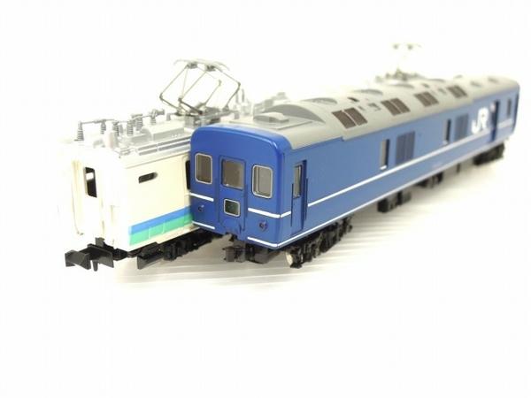TOMIX カニ24 オハネフ25 モハ484 客車 7両 セット 鉄道模型 Nゲージ トミックス 中古 O5591247