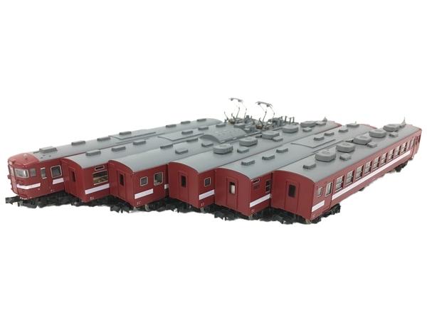 KATO 動力有り 動力車2両 計6両セット Nゲージ 鉄道模型 カトー ジャンク W5596882