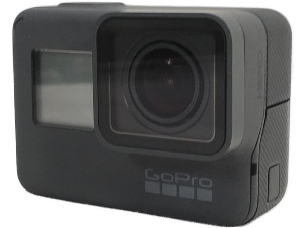 GoPro ゴープロ HERO ASST1 HAKUBA グリップ付き ビデオカメラ カメラ 中古 W5611614_画像1