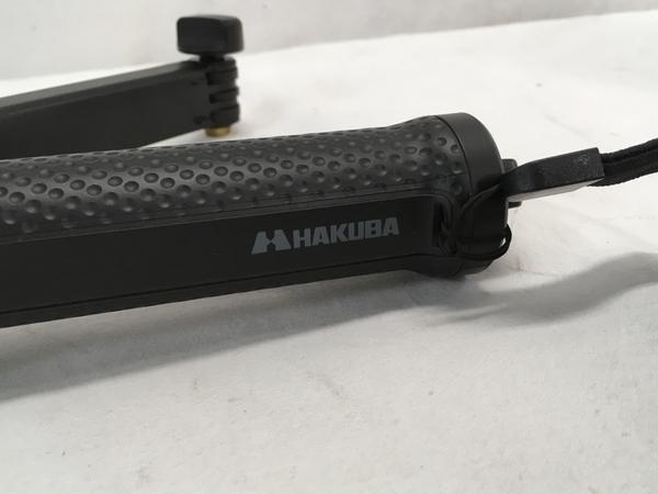 GoPro ゴープロ HERO ASST1 HAKUBA グリップ付き ビデオカメラ カメラ 中古 W5611614_画像4