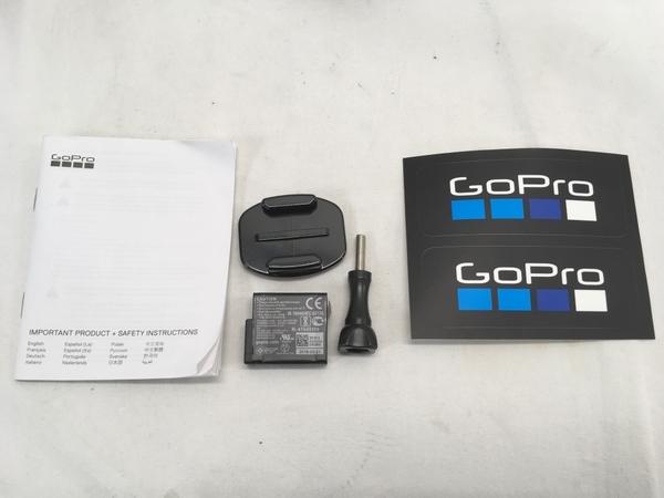 GoPro ゴープロ HERO ASST1 HAKUBA グリップ付き ビデオカメラ カメラ 中古 W5611614_画像2