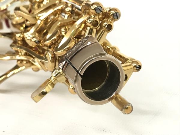 YAMAHA YSS-875EX ソプラノサックス 管楽器 ケース付 ヤマハ 中古 美品 N5607339_画像8