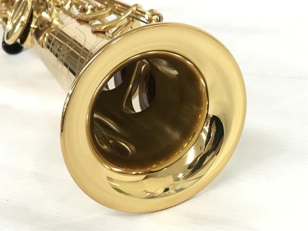 YAMAHA YSS-875EX ソプラノサックス 管楽器 ケース付 ヤマハ 中古 美品 N5607339_画像9
