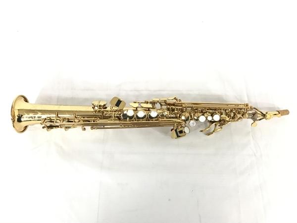YAMAHA YSS-875EX ソプラノサックス 管楽器 ケース付 ヤマハ 中古 美品 N5607339_画像4