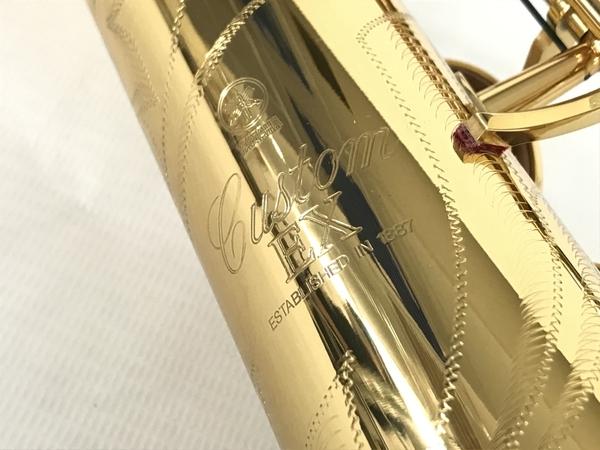 YAMAHA YSS-875EX ソプラノサックス 管楽器 ケース付 ヤマハ 中古 美品 N5607339_画像3