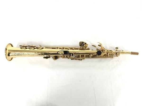 YAMAHA YSS-875EX ソプラノサックス 管楽器 ケース付 ヤマハ 中古 美品 N5607339_画像5