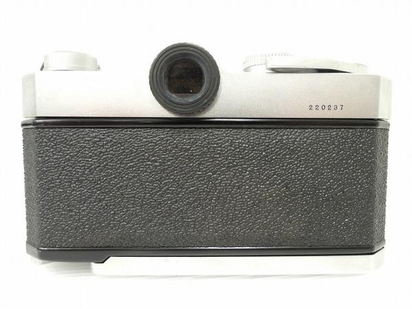KONICA CANON フィルム カメラ おまとめ 3点 セット ジャンク O5613624_画像9