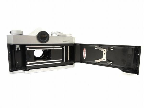 KONICA CANON フィルム カメラ おまとめ 3点 セット ジャンク O5613624_画像10