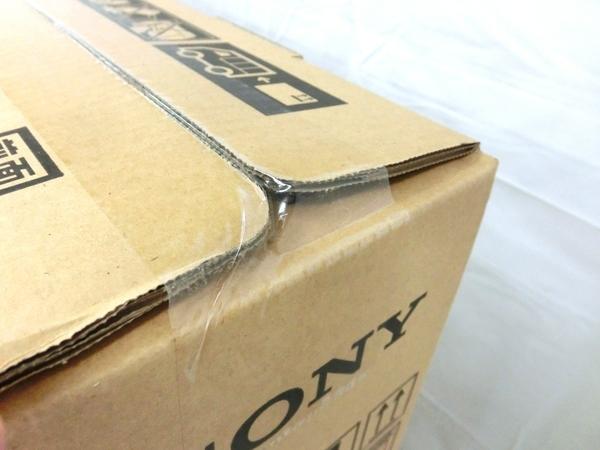 SONY BRAVIA 65型 4K 液晶テレビ KJ-65X8550H 未使用品 楽直 M5609977_画像2