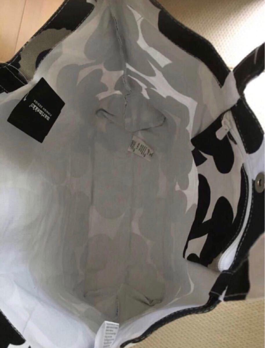 marimekko マリメッコトートバッグ ウニッコ Lサイズ