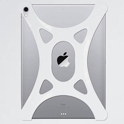 新品 未使用 パルモ Palmo M-CQ ホワイト 白 タブレットケ-ス iPad アイパッド Pro 12.9 インチ 対応 2018 年発売モデル 完全対応_画像1